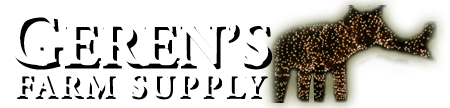 Geren's Farm Supply